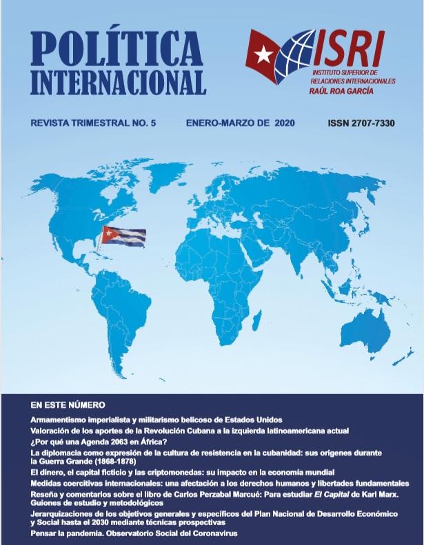No. 5 Política Internacional