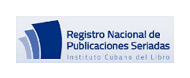 Registro Nacional de Publicaciones Seriadas